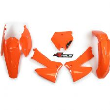 KTM Orange Plastic Kit 05-06